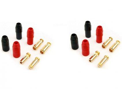 AS150 7mm konektor Anti Spark (2 páry) - FO-FS-AS150/02