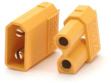 XT30 konektor samec + samice 2 páry - FO-FS-XT30/02