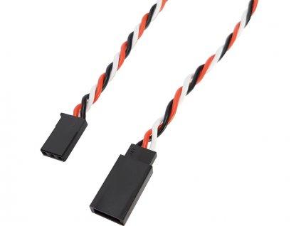 Kabel prodlužovací Futaba silikon 1000mm - FP-LGL-FTX1000S