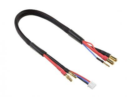 Nabíjecí kabel s 2S XH -> 4mm/2mm 30cm - GF-1202-125