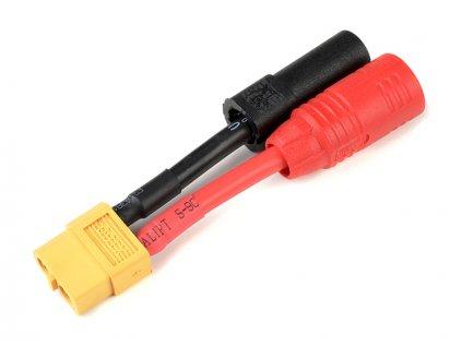 Konverzní kabel XT-60 samec - AS-150 + XT-150 12AWG - GF-1301-146