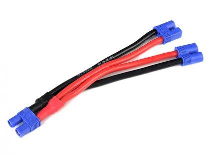 Kabel Y paralelní EC3 14AWG 12cm - GF-1320-091