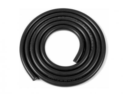 Kabel se silikonovou izolací Powerflex 10AWG černý (1m) - GF-1341-021