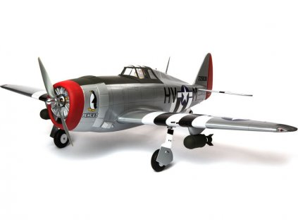 Hangar 9 P-47D Thunderbolt 20cc 1.7m ARF - HAN2990
