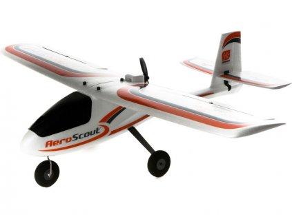 Hobbyzone AeroScout 1.1m SAFE RTF, Spektrum DXe - HBZ3800