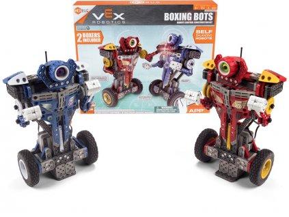 HEXBUG VEX Robotics - Boxující robot na hoverboardu (2ks) - HEX806110