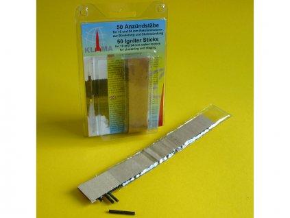 Klima Bleskovice 25mm 0.01s (50ks) - KL-0001