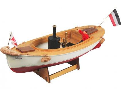 Krick Anna kit s parním strojem V2 - KR-20214