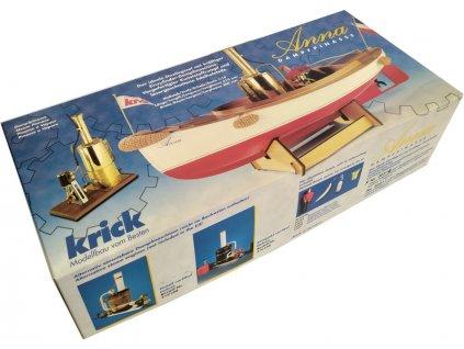 Krick Anna kit s parním strojem V2