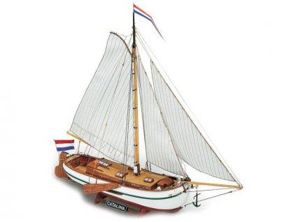 MINI MAMOLI Catalina 1:64 kit - KR-21861