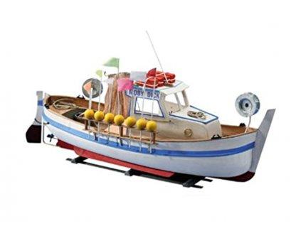 MINI MAMOLI Moby Dick 1:35 kit - KR-21872