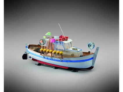 MINI MAMOLI Moby Dick 1:35 kit - KR-21872