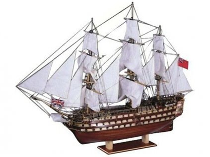 CONSTRUCTO H.M.S. Victory 1805 1:94 kit - KR-23833