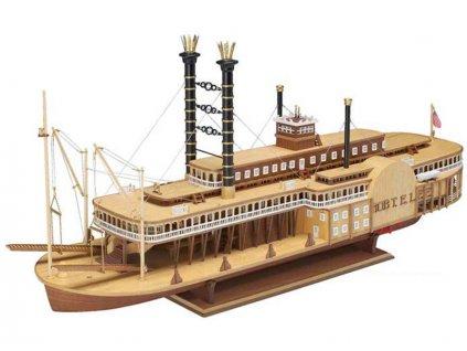 CONSTRUCTO Robert E. Lee parník 1:48 kit - KR-23840