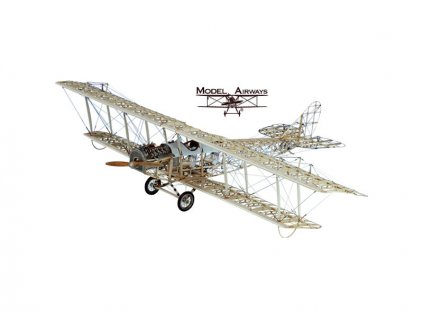 MODEL AIRWAYS Curtiss JN-4D Jenny 1:16 kit - KR-24010