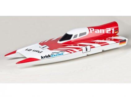 Krick Racecat Pan 21 - trup - KR-26312