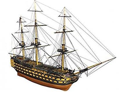 CALDERCRAFT H.M.S. Victory 1805 1:72 kit - KR-29014