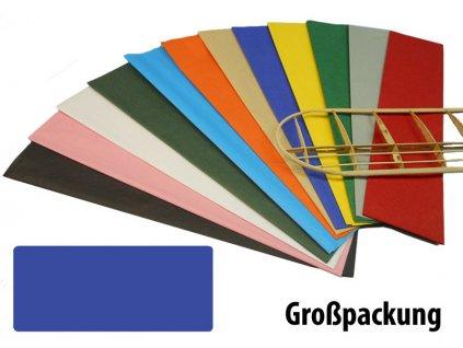 Krick potahový papír modrý 18g/m2 51x76cm (50) - KR-40384
