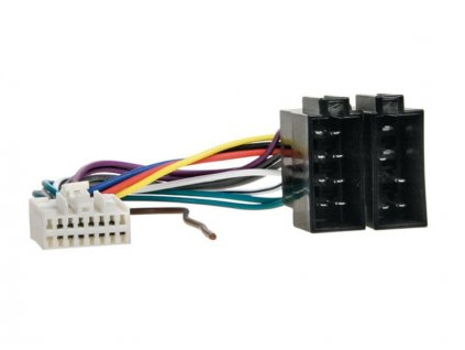 Kabel pro PANASONIC 16-pin / ISO bílý - pc3-481