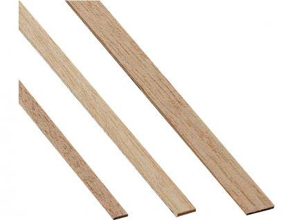 Krick Lišta tangajica 1x7mm 1m (10) - KR-81945