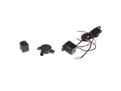 Akustická signalizace - zvuk nahraný na SD kartě - se056