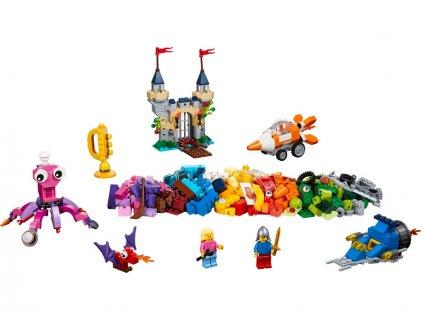 LEGO Classic - Dno oceánu - LEGO10404