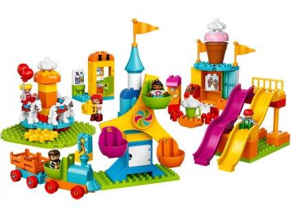 LEGO DUPLO - Velká pouť - LEGO10840