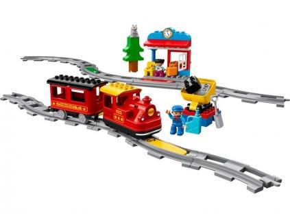 LEGO DUPLO - Parní vláček - LEGO10874
