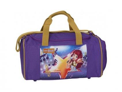 LEGO sportovní taška - Friends PopStar - LEGO20026-1705