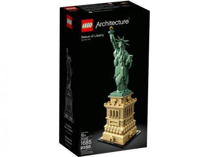 LEGO Architecture - Socha Svobody - LEGO21042