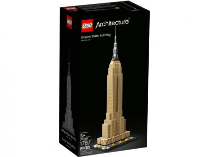 LEGO Architecture - Empire State Building - LEGO21046