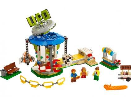 LEGO Creator - Pouťový kolotoč - LEGO31095