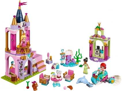 LEGO Disney - Královská oslava Ariel, Šípkové Růženky a Tiany - LEGO41162