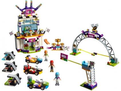 LEGO Friends - Velký závod - LEGO41352