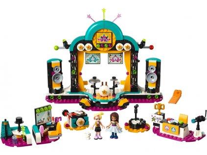 LEGO Friends - Andrea a talentová show - LEGO41368