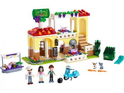LEGO Friends - Restaurace v městečku Heartlake - LEGO41379