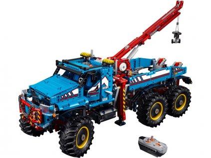LEGO Technic - Terénní odtahový vůz 6x6 - LEGO42070