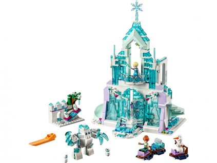 LEGO Disney - Elsa a její kouzelný ledový palác - LEGO43172