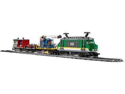 LEGO City - Nákladní vlak - LEGO60198