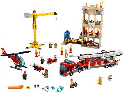 LEGO City - Hasiči v centru města - LEGO60216