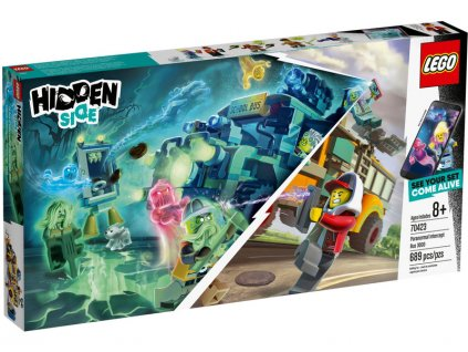 LEGO Hidden Side - Paranormální autobus 3000 - LEGO70423