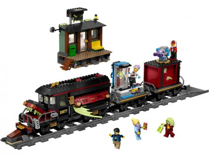 LEGO Hidden Side - Vlak duchů - LEGO70424