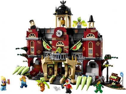LEGO Hidden Side - Strašidelná střední škola v Newbury - LEGO70425