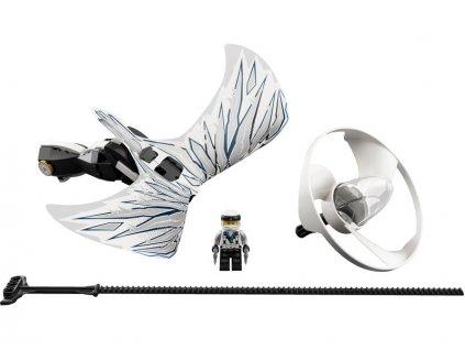 LEGO Ninjago - Dračí mistr Zane - LEGO70648