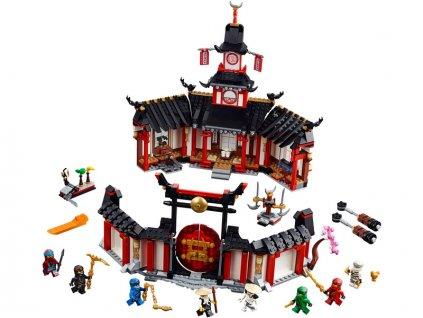 LEGO Ninjago - Chrám Spinjitzu - LEGO70670