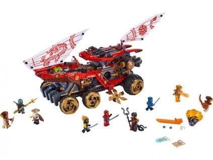 LEGO Ninjago - Pozemní Odměna osudu - LEGO70677