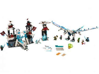 LEGO Ninjago - Hrad zapomenutého císaře - LEGO70678