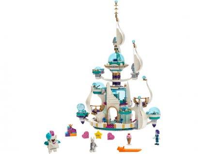 LEGO Movie - Hrozivý vesmírný palác královny Libovůle - LEGO70838