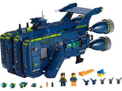 LEGO Movie - Rexceloplán - LEGO70839