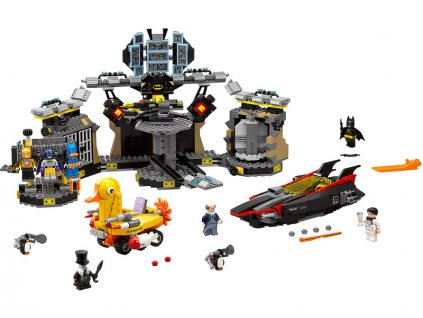 LEGO Batman Movie - Vloupání do Batcave - LEGO70909